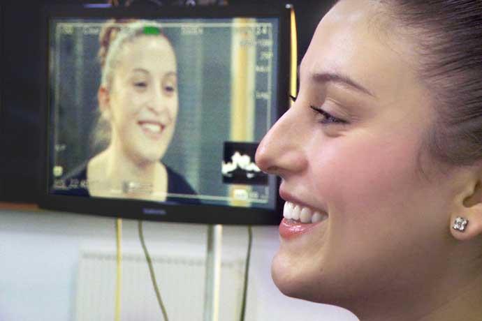 VPoint TV Presentation Training